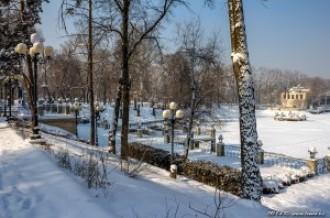 В парке Горького, 05.02.14г