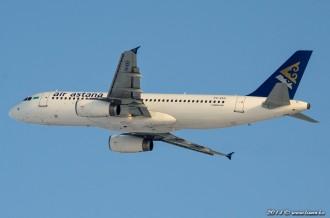 P4-VAS Airbus A320, 10.03.14г.