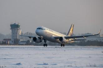P4-KBE Airbus A320, 10.03.14г
