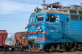 ВЛ80С-1958, 29.03.14г