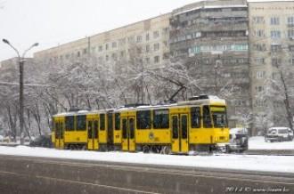 Tatra KT4DtM №1001, 23.02.14г