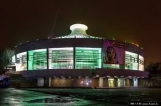 Алматинский цирк, 05.04.14г