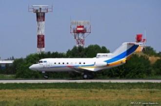 UP-Y4013 Yak-40, 27.07.14г
