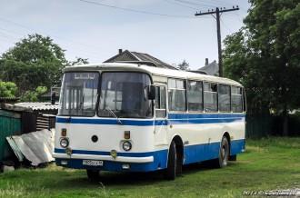 Автобус ЛАЗ-695, 29.06.14г