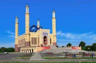Мечеть в Усть-Каменогорске, 01.07.14г