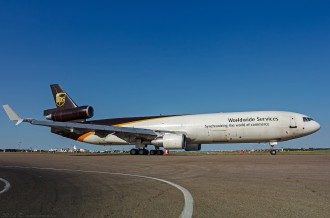 N284UP, MD-11, 12.08.14