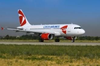 OK-PET Airbus A319, 13.08.14г
