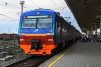 Электропоезд ЭД9Э-0027, 31.08.14г
