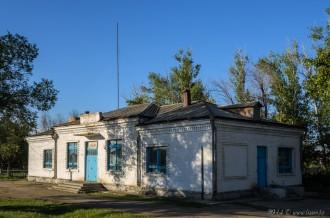 Станция Алтынтау, 01.09.14г