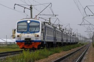 Электропоезд ЭД9М-0260, 01.09.14г