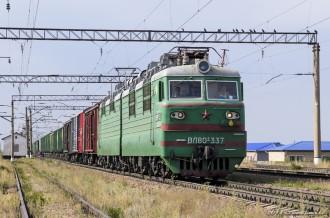 ВЛ80С-337, 31.08.14г