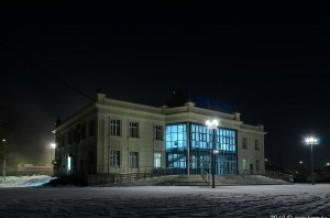 Станция Жетыген, 31.01.15г