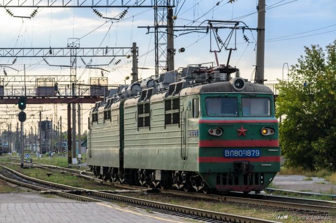 ВЛ80Т-1879, 31.08.14г