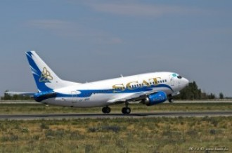 LY-AWE Boeing 737, 27.07.14г