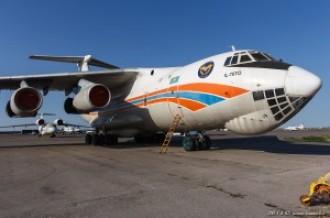 UP-I7604 ИЛ-76ТД, 12.08.14г