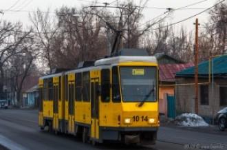 Tatra KT4DtM №1014, 07.02.15г