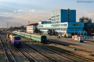 Станция Актобе, 29.04.15г