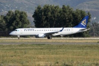 P4-KCG Embraer ERJ-190LR, 12.08.14г