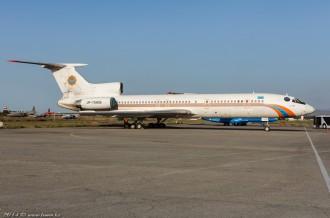 UP-T5406 Ту-154М Kazaviaspas, 12.08.14г