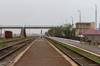 Станция Яны-Курган, 26.04.15г