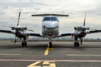 UP-K3502 Beechcraft King Air 350, 26.10.14г