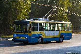3093 «Škoda 14Tr08/6», 12.05.13г