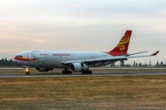 Airbus A330-243F B-LNZ Hong Kong Airlines, 31.07.15