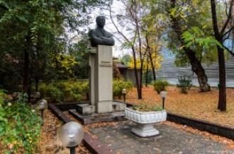 Монумент Сабиру Шарипову, 16.10.15г