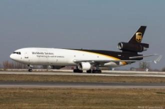 N289UP McDonnell Douglas MD-11, 25.10.15