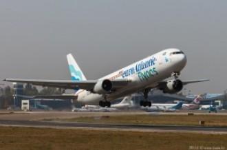 CS-TRN Boeing 767, 09.10.15