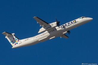 P4-AST Bombardier Dash 8-Q402, 16.11.15