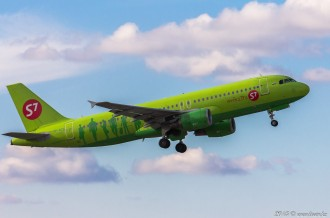 VP-BCS Airbus A320, 16.11.15