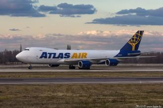 N854GT Boeing 747, 16.11.15.