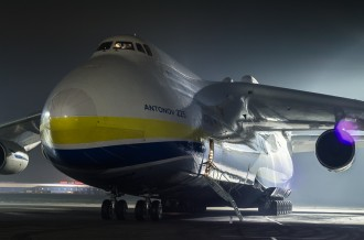 UR-82060 An-225 Mriya, 19.12.2015