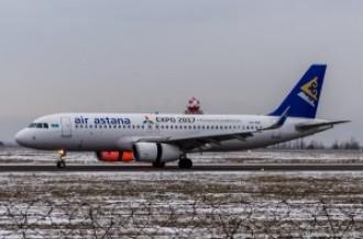 P4-KBF Airbus A320, 20.12.15