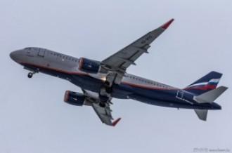 VQ-BSG Airbus A320, 20.12.15
