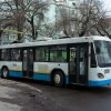 Троллейбус «Казахстан» ТП KAZ 398 №1124, 13.03.13г