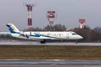 UP-CJ005 Bombardier CRJ-200ER, 09.10.15