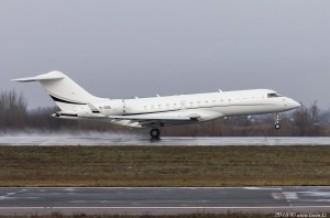 M-SIRI Bombardier BD700, 06.12.15