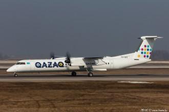P4-QAZ Bombardier Dash 8-Q402, 23.02.16