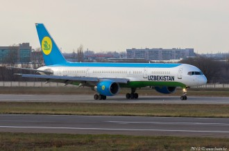 VP-BUJ Boeing 757, 16.11.15