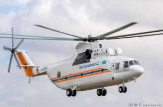 Ми-26Т UP-MI602 (Перевозка, видео), 15.03.16г