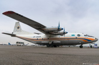 UP-AN205 Ан-12BР, 25.03.16