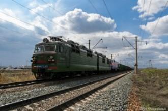 ВЛ80С-2313 и ТЭ33АС-0011, 26.03.16г