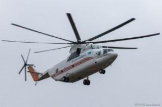 Ми-26Т UP-MI602, 14.03.16г