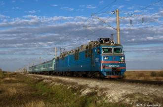 ВЛ80С-381, 27.04.16г.