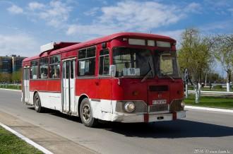 ЛиАЗ-677 P738VYM, 27.04.16г.