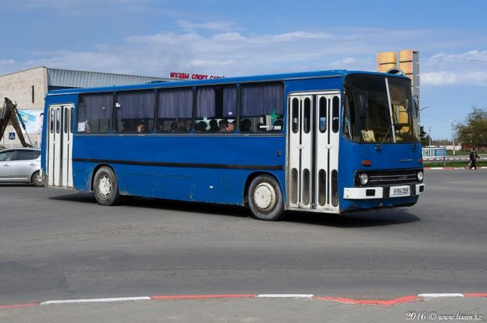 Ikarus 260 P956ZEM, 27.04.16г