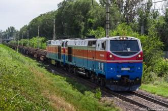 ТЭ33А-0092 и ТЭ33А-0038, 03.07.16г