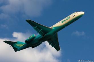 UP-F1011 Bek air Fokker F100, 07.08.16